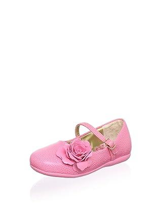 Pampili Kid's Flower Mary Jane (Rose)