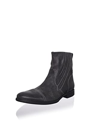 John Varvatos Men's Ago Zip Boot (Lead)
