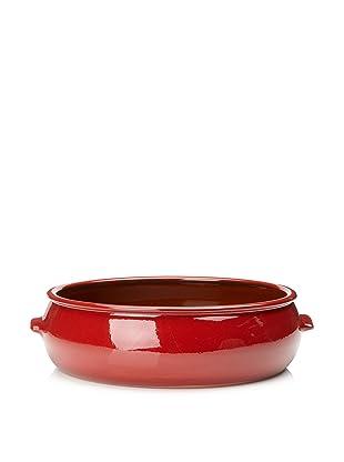Terafeu Terafour Round Baker Dish (Red)