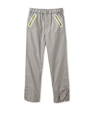 kicokids Boy's Tailored Track Pants (Grey)