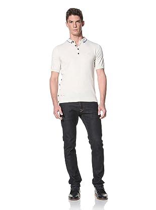 Marshall Artist Men's Golfing Polo Shirt (Natural)