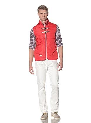 Marshall Artist Men's Tailored Gilet (Red)