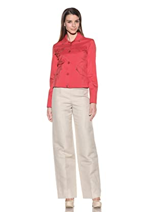 Loro Piana Women's Leman Double Wind Jacket (Red)