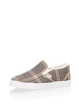 Cienta Kids Sneaker (Brown)