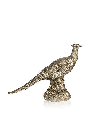 A&B Home Pheasant Sculpture