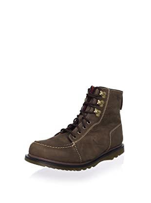 Dr. Martens Men's Walden Boot (Dark Brown)