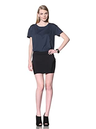 David Lerner Women's Cassidy Skirt (Black)