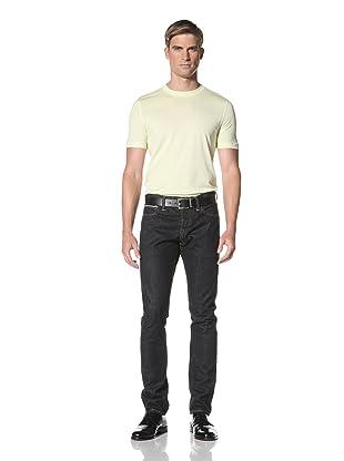 Hermès Men's T-Shirt (Acid Green)