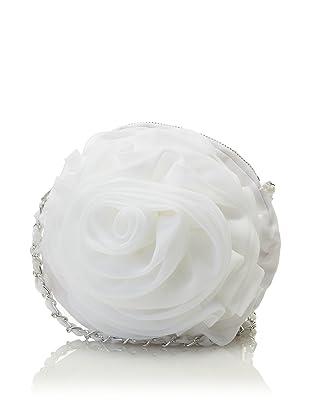 Charabia Girl's Rose Bag (White)