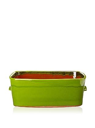 Terafeu Terafour Terrine Baker Dish (Green)