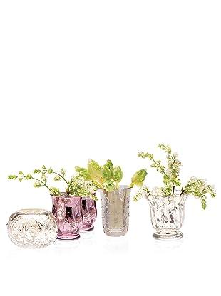 Chive Set of 5 Vie Jolie Vases