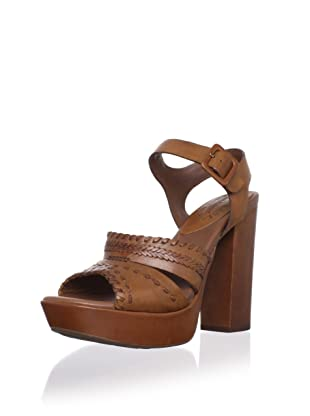 Kork-Ease Women's Payton Sandal (Cognac)