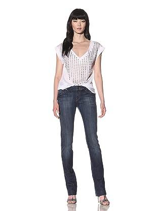 Dylan George Women's Jezebel Straight Leg Jeans (Rome)