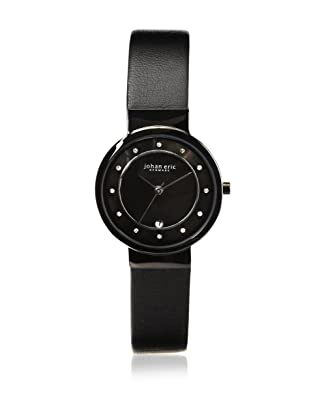 Johan Eric Women's JE6000-13-007 Arhus Black Date Watch