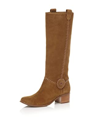 Jack Rogers Women's Stable Boot (Whiskey Suede)