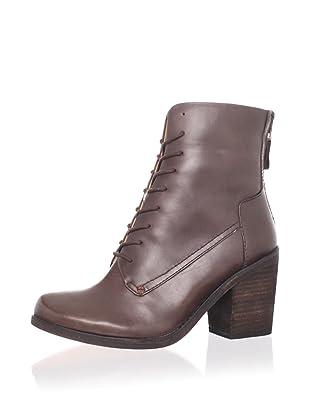 Modern Vintage Women's Carmine Ankle Boot (Chocolate)