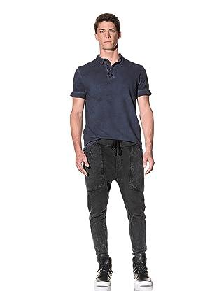 Rogue Men's Drop Crotch Pant (Black)