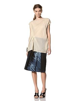 MARNI Women's Solid Sleeveless Top (Grey)