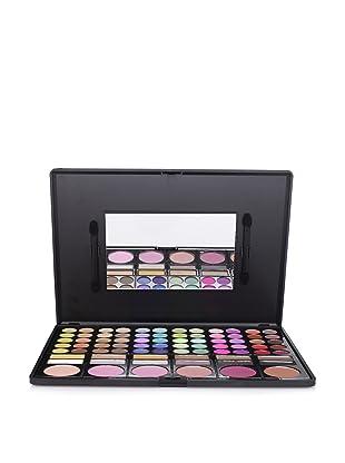 Beaute Basics 78 Color Eye Shadow and Blush Palette, Matte