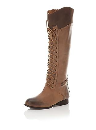 Kelsi Dagger Women's Jutta Lace Up Boot (Luggage)