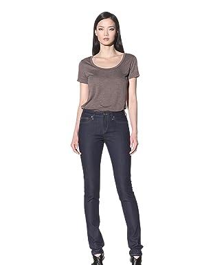 Henry & Belle Women's Signature Skinny Jean (Clean Dark)