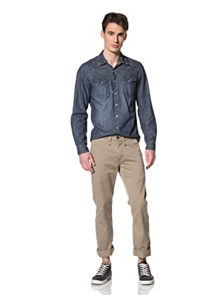 Big Star Men's Straight Leg Chino (Khaki)