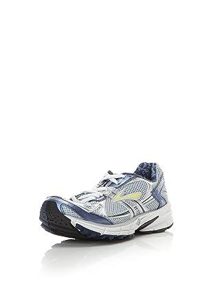 Brooks Women's Ravenna Running Shoe (Silver/Chambray)