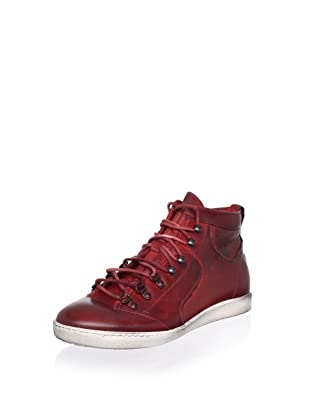 Bacco Bucci Men's Barletta Shoe (Red)