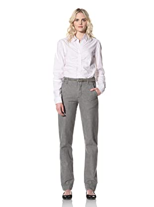 Billy Reid Women's Court Chino (Grey)