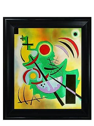 Kandinsky - Standhaftes Grun
