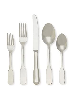 LeBrun Set of 20 Goldsmith Collection Luteccia Cutlery