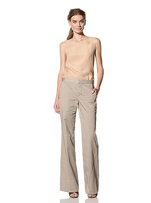 MARNI Women's Wide Leg Pant (Stone)