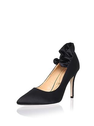 Pour La Victoire Bridal Women's Baylie Pump (Black)