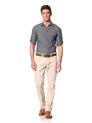 Kasil Workshop Men's Davidson Straight Fit Pants (Dunes)