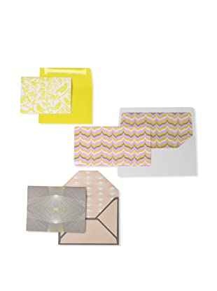 Elum Ikat/String Theory Collection, Pink/Tan/Golden