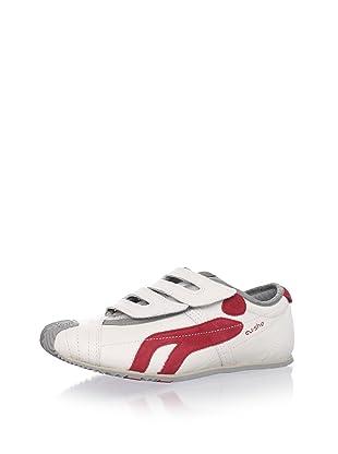 Cushe Women's Speedy Gonzalez Sneaker (Pearl/Red)