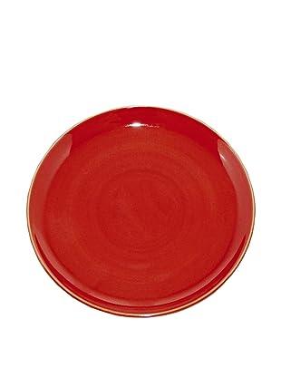 Emile Henry Breakfast Plate, Pommaterra, 9