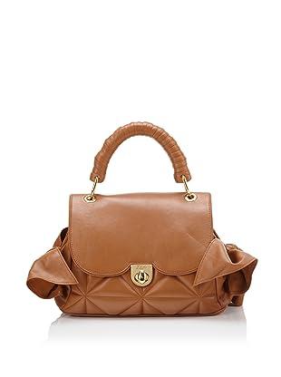 Z Spoke Zac Posen Women's Zac Sac Handbag (Tobacco)