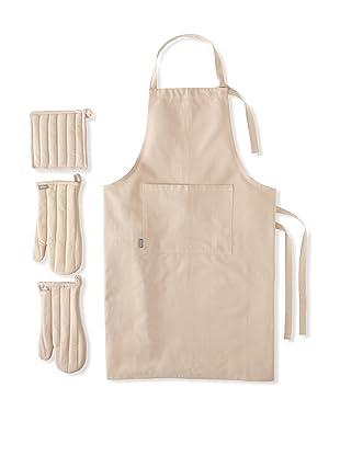 Winkler Apron Trend Kitchen Set (Natural)