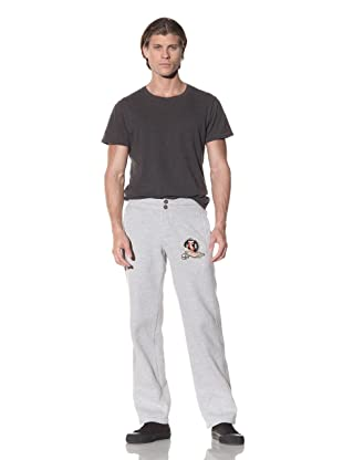 Triple 5 Soul Men's Trophy Logo Sweatpant (Heather Grey)