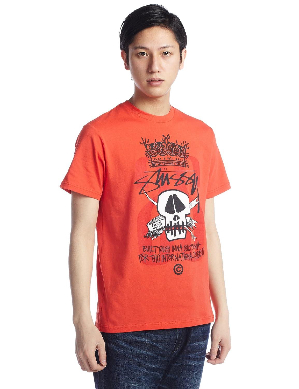 (ステューシー)STUSSY SS Surf Skull 12S1902723 スカルグラフィックTシャツ