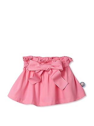 Le Petit Pumm Girl's Bow Skort (Pink)