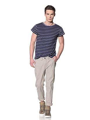 Antony Morato Men's Five Pocket Twill Pant (Beige)