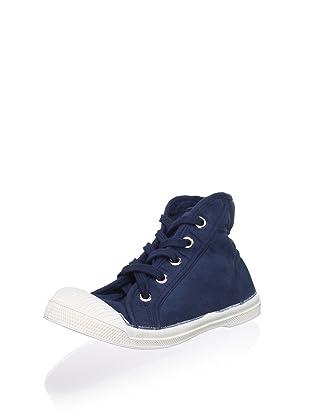 Bensimon Kid's High-Top Sneaker (Canard)