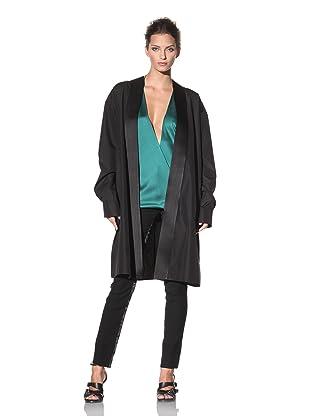 Haider Ackermann Women's Oversized Shirt (Black)