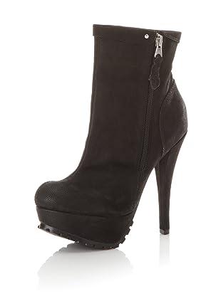 Kelsi Dagger Women's Shaina Ankle Boot (Black)
