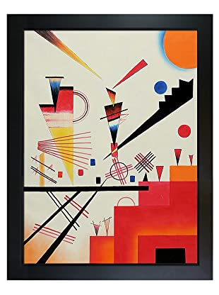 Kandinsky - Structure Joyeuse Merry Structure