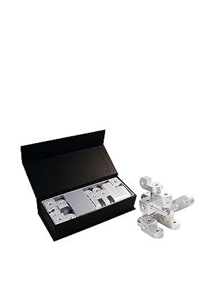 Playable Metal Bot (Model C), Silver Assortment