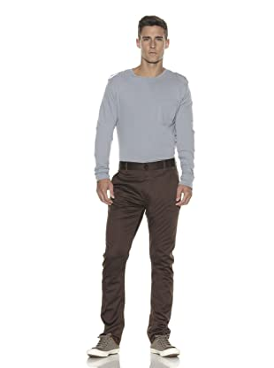 ZAK Men's Straight Fit Stretch Pant (Olive)