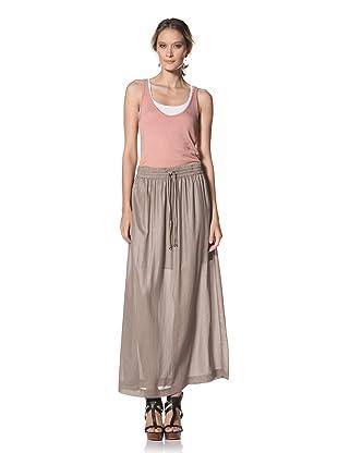 Kenneth Cole Women's Maxi Skirt (Oak)